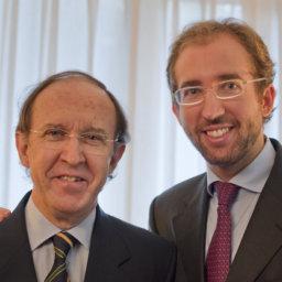 Dres. José Mª Barrachina Sans y Dr. José Mª Barrachina Díez