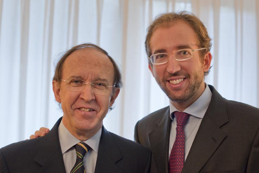Doctors José María Barrachina Sans i José María Barrachina Díez