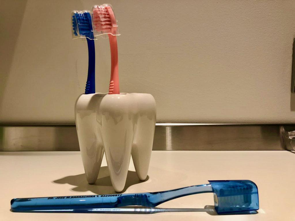 Consells per netejar i desinfectar el raspall de dents